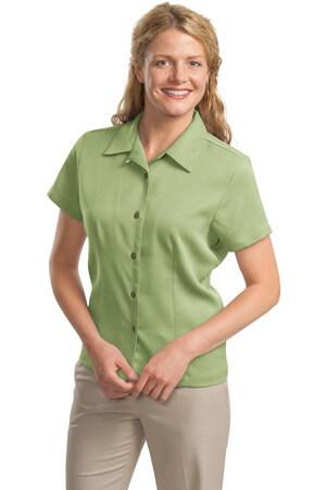 camisa de dama manga larga