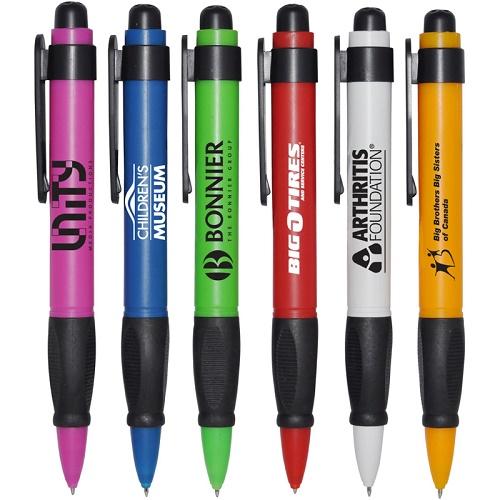 Bolígrafos De Plástico