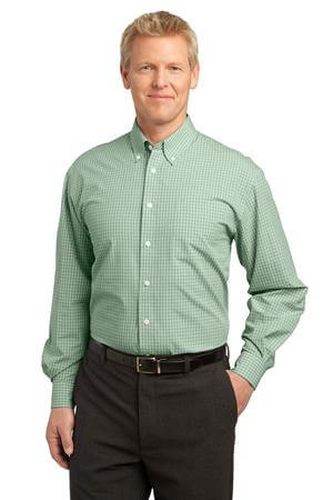 Camisa De Vestir Para Caballero Port Authority S639
