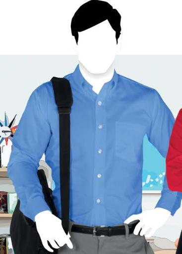 Camisa de gabardina fe28b0df45306