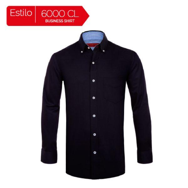 964c57f38149a Camisa de vestir de manga larga para dama 6000DL - Bordados Molto
