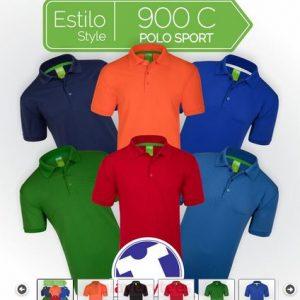 Polo Playerytees 900C Para Caballero