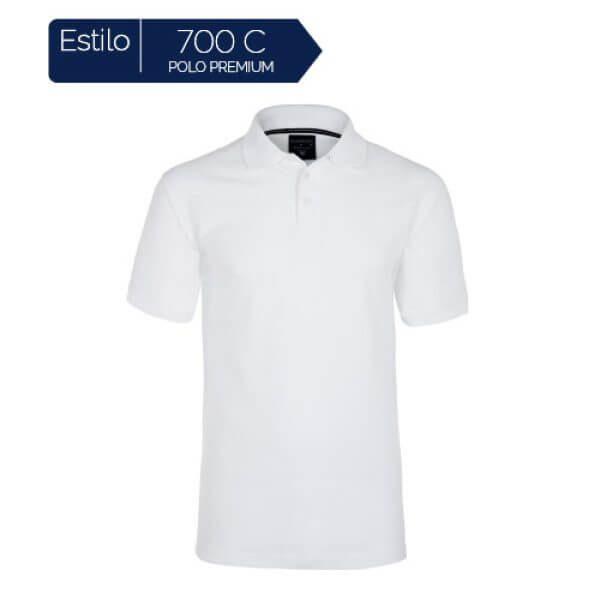 7228d7b9ec56e Polo Playerytees Premium para Dama y Caballero 700c - Bordados Molto