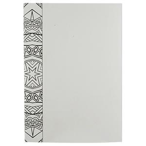 OF31027 Cuaderno Para Colorear Adulto Doodle