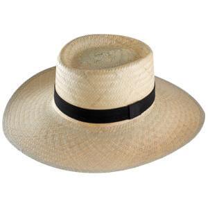 Sombrero golf palma con cintillo - Bordados y promocionales Molto cb9db3ca070
