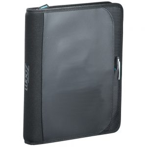 OF67301 CARPETA NYL C/EST IPAD ZOOM JOURNAL