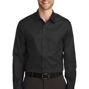Camisa De Vestir Para Caballero Port Authority S638