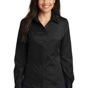 Camisa De Vestir Para Dama Port Authority L638