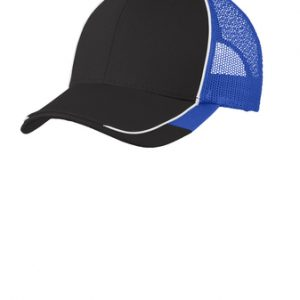 Gorra Colorblock Mesh Back Cap Port Authority C904