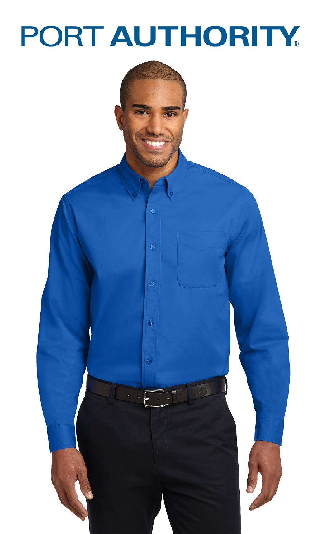 Camisa De Vestir, Port Authority