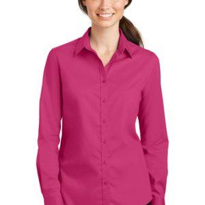 Camisa De Vestir  Para Dama Port Authority L663 SuperPro