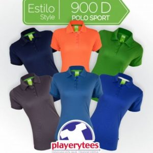Polo Playerytees 900D Para Dama