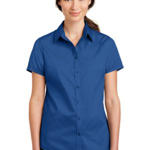 Blusa De Vestir De Dama Port Authority L664