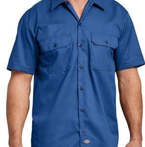 Camisa De Trabajo Manga Corta Dickies 1574