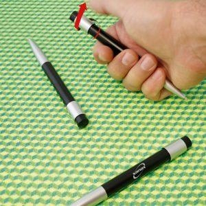 Bolígrafo Metalico Spinner  #: Spn-met