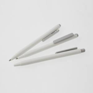 Bolígrafo De Plástico Koi Antibax Tinta Negra #: Kax-son
